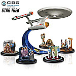 Star Trek U.S.S. Enterprise NCC-1701 Figurine Collection