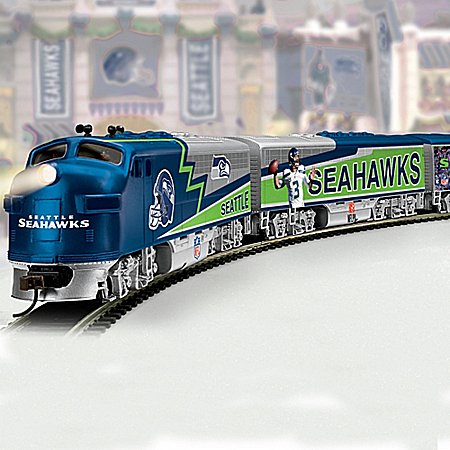 Express Train Collection: Seattle Seahawks Super Bowl Champions Express Train