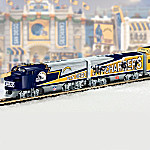 Collectible San Diego Chargers Express Electric Train Collection