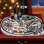 Chicago White Sox Baseball Fever Village Collection: MLB Christmas Home Decor