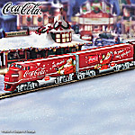 COCA-COLA Christmas Express Train Collection