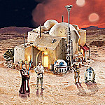 Star Wars Galactic Village Collection