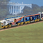Barack Obama The Movement For Change Collectible Express Train Collection