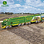 The Ultimate John Deere Express Train Collection