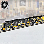 NHL® Pittsburgh Penguins® 2009 Stanley Cup® Champions Train Collection: Championship Express