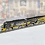 Pittsburgh Penguins® 2017 NHL® Stanley Cup® Commemorative Express Train Collection