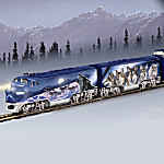 Wolf Art Classic Electric Train Collection: Spirit Of The Wild Express
