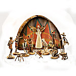 African Harambee Nativity Collection