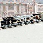 NFL New Orleans Saints Super Bowl Champions Express Train Collection