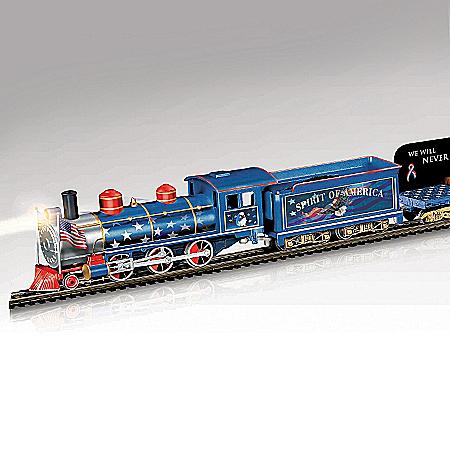 Spirit Of America World Trade Center Tribute Train Collection