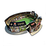 Super Bowl XLIV Champions New Orleans Saints Stadium Collection 917479