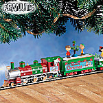 The Peanuts Christmas Express Electric Train Collection