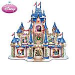 Disney Hidden Magic Castle Sculpture Collection