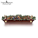 Thomas Kinkade Light-Up Nativity Christmas Decoration: Nativity Garland Collection