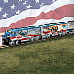 America's Freedom Flyers: Tribute To WWII Train Collection
