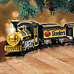 Pittsburgh Steelers Holiday Express Train Collection