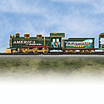 America The Beautiful Train Collection