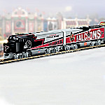 NFL Atlanta Falcons Express Electric Train Collection