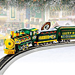 Green Bay Packers Christmas Express Train Collection