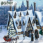 Harry Potter Christmas at Hogsmeade Village Collection