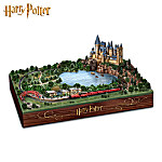 harry potter magical miniatures village collection