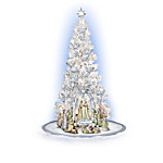 Nativity Christmas Tree Collection - Heavenly Blessings