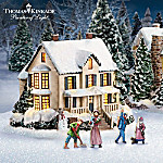 Thomas Kinkade's Christmas Village Collection Artist Select