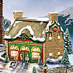 Irish Christmas Blessings To You Village Collection