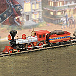 Civil War HO-Scale Armored Train Collection