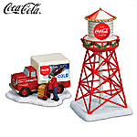 The Coca-Cola Railroad Accessory Collection