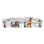 Rudolph The Red-Nosed Reindeer Village Accessory Collection: Rudolphs Christmas Town