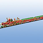 All Aboard, Santas Express Train Collection