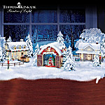 Christmas Village Collectibles White Christmas Village Collection