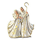 Christmas Nativity Sets The Graceful Radiance Porcelain Nativity Collection