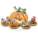The PEANUTS - It's The Great Pumpkin Sculpture Collection