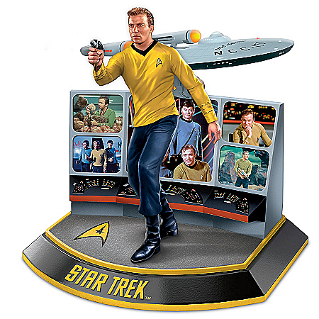 Legends Of STAR TREK Character Sculpture Collection