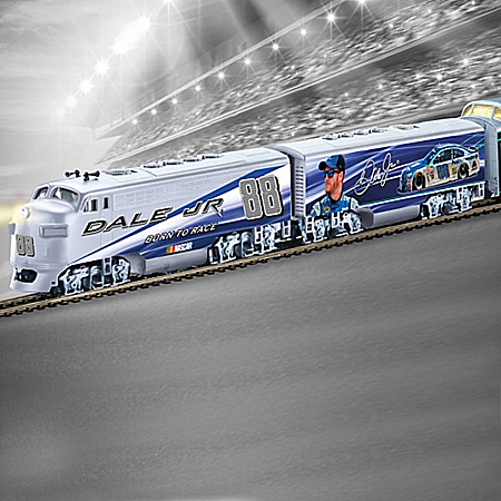 Dale Jr. Express HO-Scale Electric Train Collection