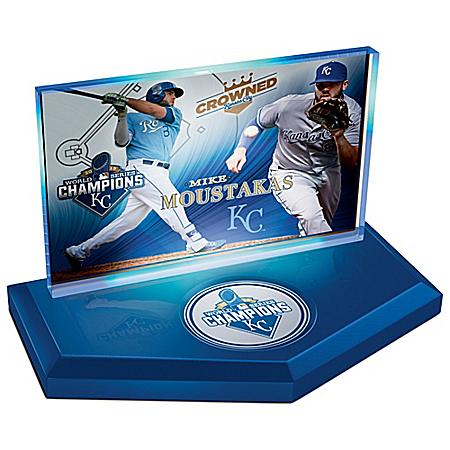 Kansas City Royals 2015 World Series Sculpture Collection