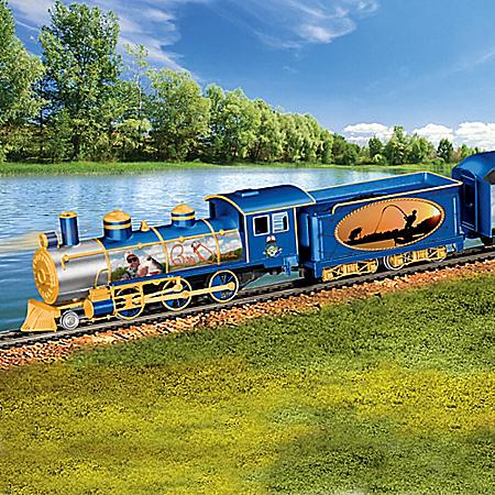 Bill Dance Outdoors Express Train