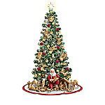 True Meaning Of Christmas Nativity Light Up Tree Collection