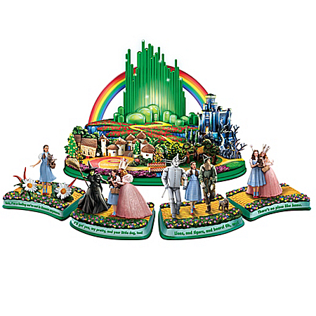 Wonderful Land Of Oz Figurine Collection