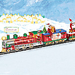 Hawthorne Village The Elf On The Shelf Express Christmas Electric Train Collection