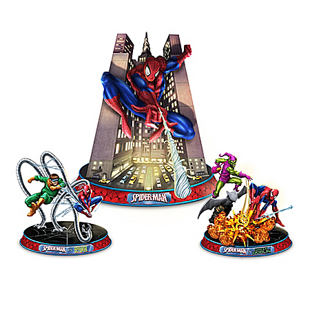 Amazing SPIDER-MAN Sculpture Collection 918050