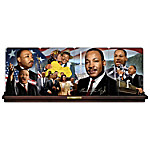 I Have A Dream - Rev. Dr. Martin Luther King, Jr. Panorama Collector Plate Collection