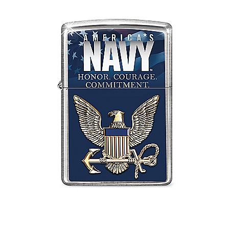 U.S. Navy® Zippo® Lighter Collection