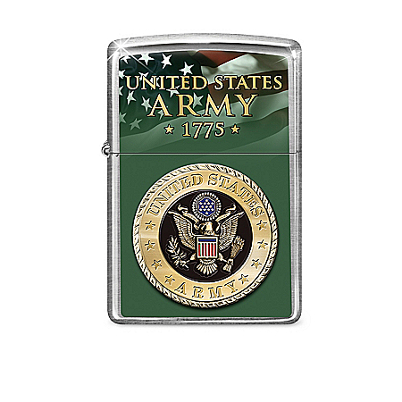 U.S. Army® Zippo® Lighter Collection