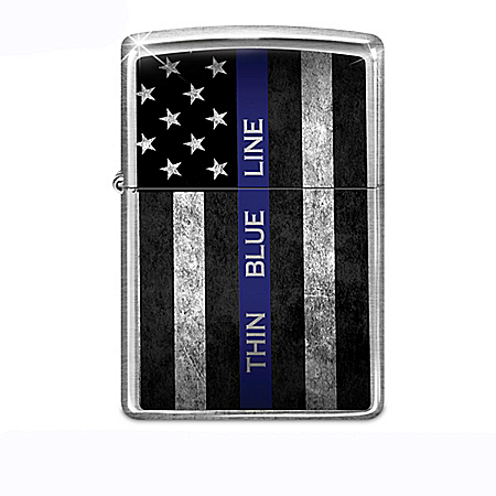 In The Line Of Duty Zippo® Lighter Tribute Collection