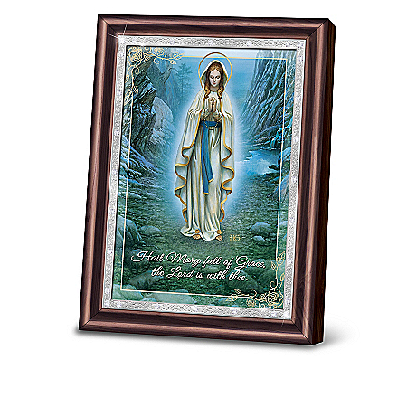 Hector Garrido Visions Of The Virgin Mary Frame Collection