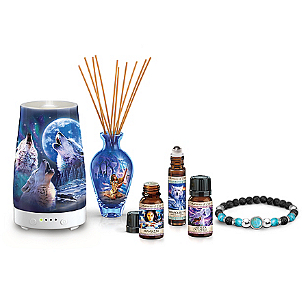 Robin Koni Mystic Spirits Essential Oils Collection