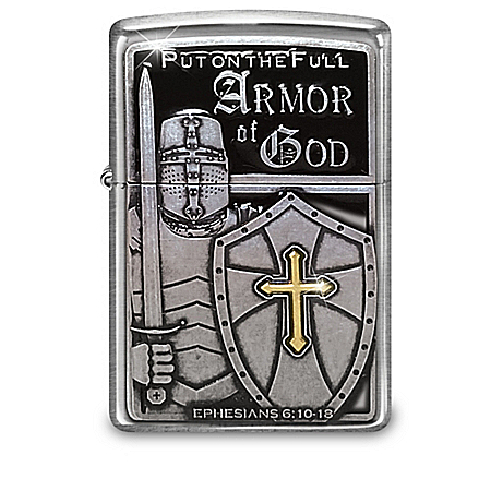 Armor Of God Zippo® Lighter Collection
